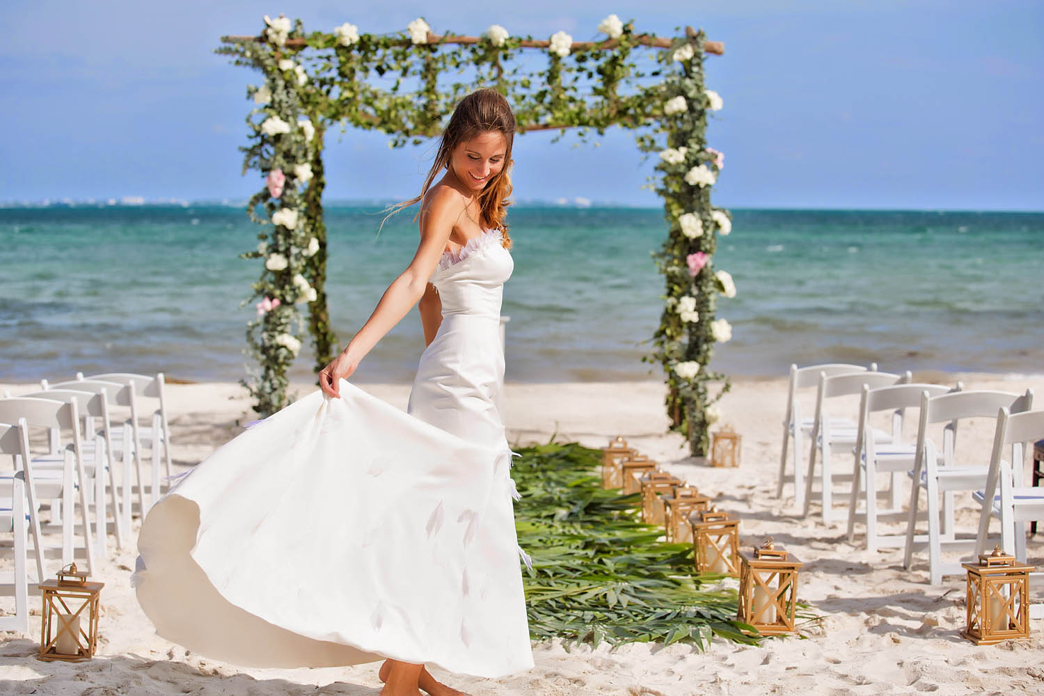 Fly me to the moon - wedding package