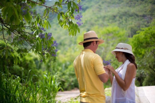 A Romantic Hike for Lovers at Garza Blanca Preserve in Puerto Vallarta