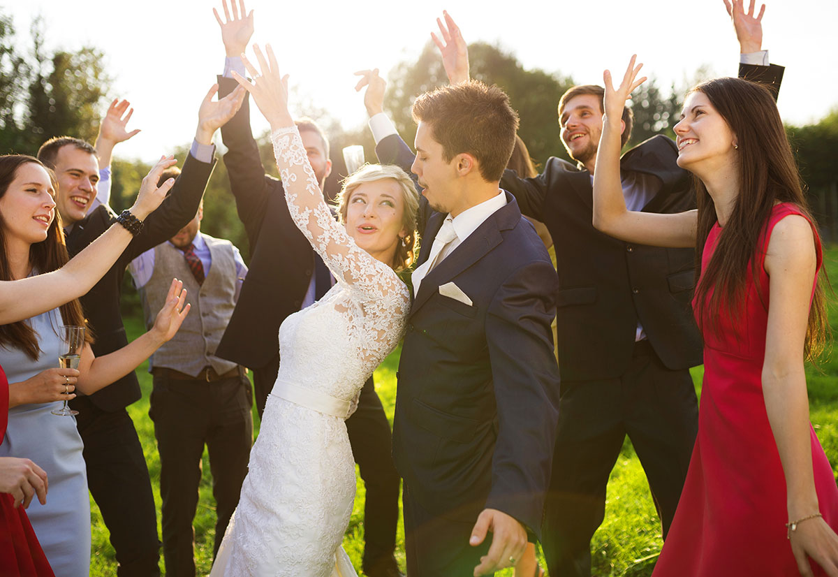 How Many Wedding Guests Should you Have?