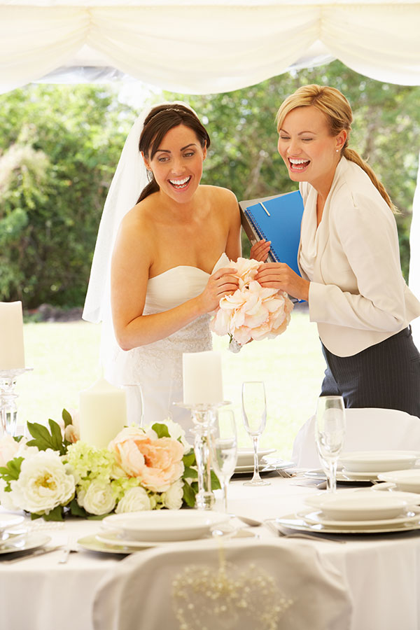 Benefits of a Full-Service Wedding Planner