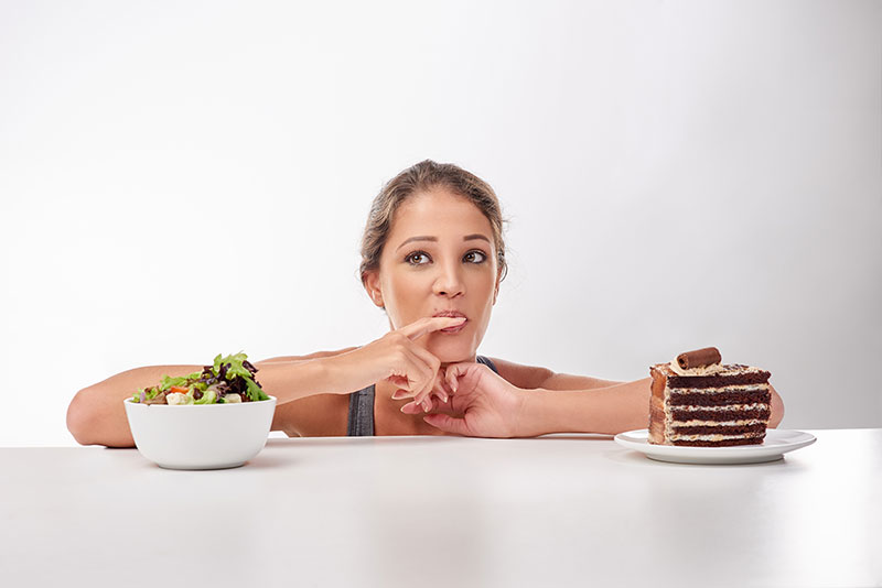 Controlling your calorie intake